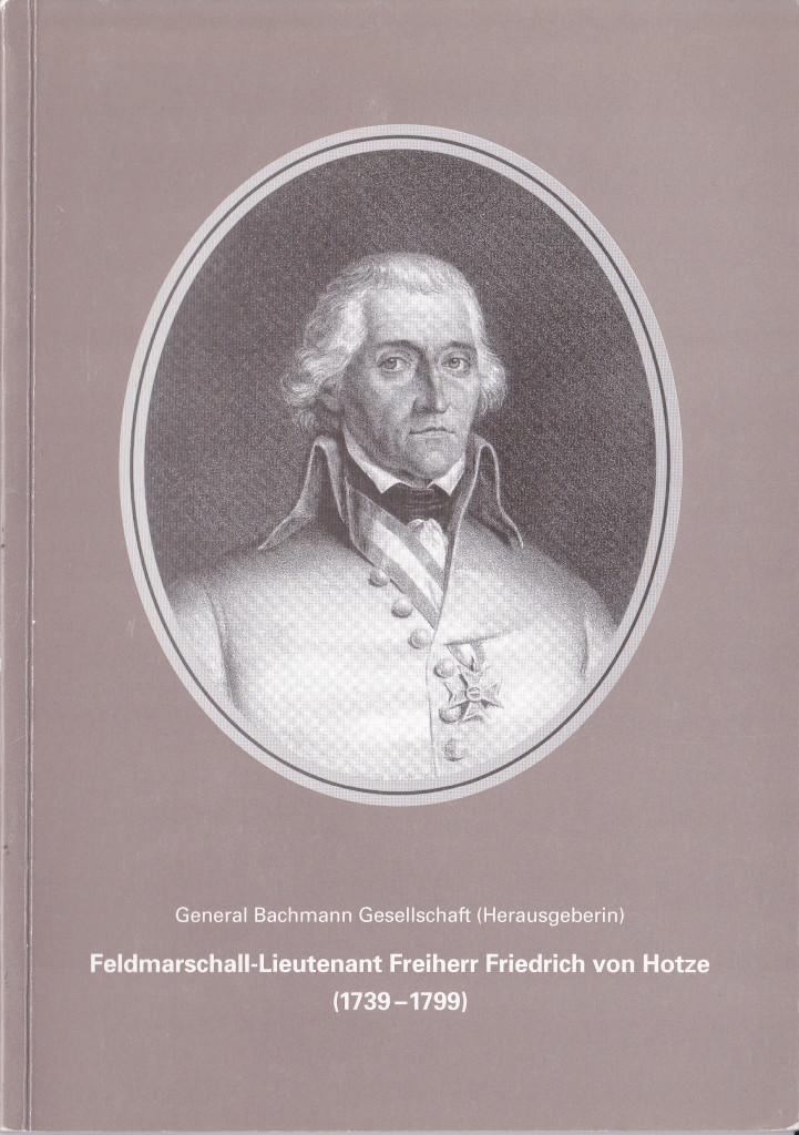 Freiherr Friedrich von Hotze