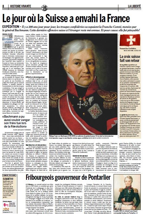 Bericht La Liberté