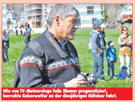 Felix Blumer