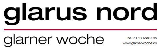 Glarner Woche Logo